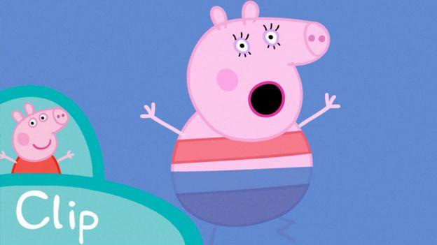 В Китаї під цензуру потрапив дитячий мультфільм про свинку Пеппу