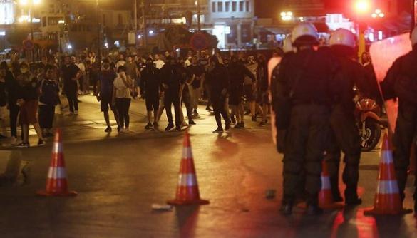 У Греції ультраправі напали на журналістів