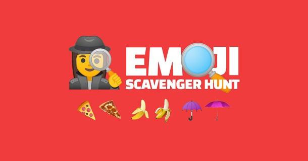 Google створила гру на основі штучного інтелекту, в якій треба «полювати» за емодзі