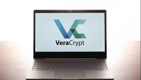 Як за допомогою програми VeraCrypt приховати файли на комп'ютері