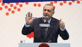 Президент Туреччини заявив, що в країні заборонять Uber