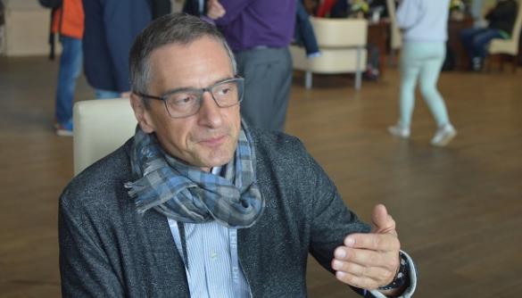Російський журналіст Сергій Медвєдєв: «Путінізм – це система на експорт»