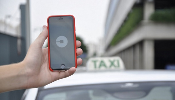 Uber патентує програму штучного інтелекту для визначення сп'яніння пасажира