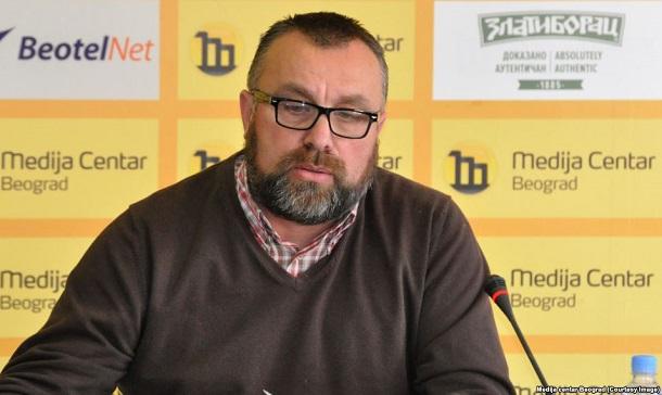 У Сербії зник журналіст-розслідувач Стефан Цветкович