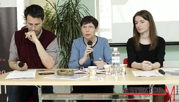 Дослідження ГО «Детектор медіа» показало дисбаланс між пропозицією і попитом на медіаконтент – Лигачова