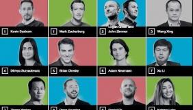 Список найвпливовіших молодих бізнесменів Fortune очолили Сістром та Цукерберг