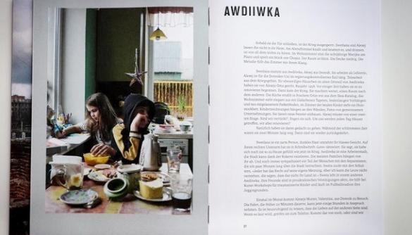 Австрійська журналістка написала вже другу книжку про війну в Україні