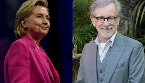 Клінтон та Спілберг створюють телепроект про боротьбу за права жінок