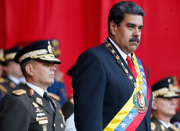 11 журналістів затримали після нападу на президента Венесуели