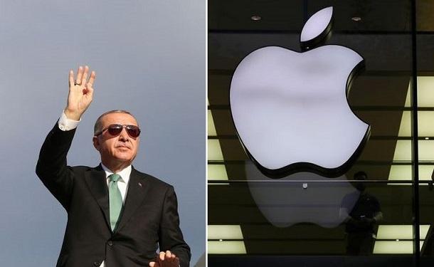 Президент Туреччини хоче заборонити iPhone
