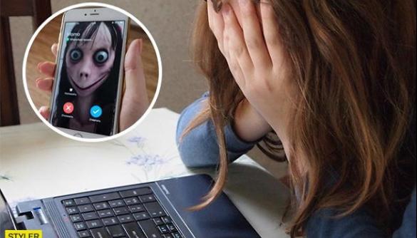 В Україні не зафіксовано жодного випадку травми дитини через «Момо» – Кіберполіція