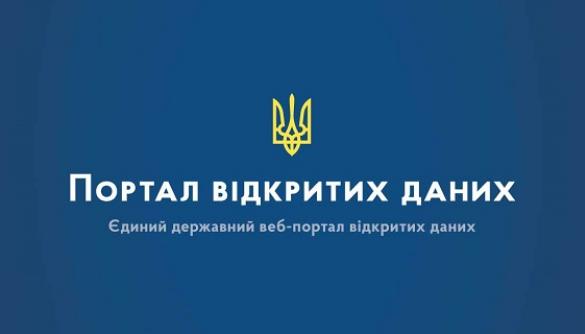 В Україні запустили оновлений портал відкритих даних Data.gov.ua