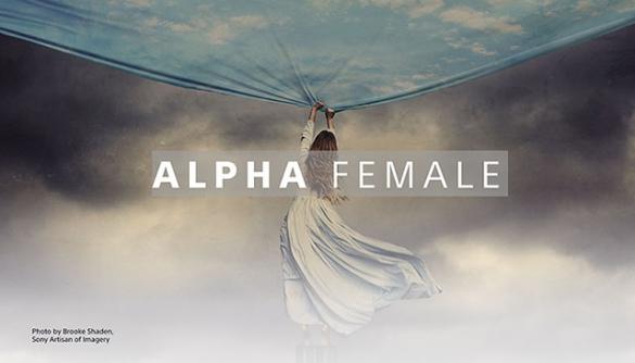 Sony приймає заявки на грантову програму Alpha Female для фотографок та відеографок