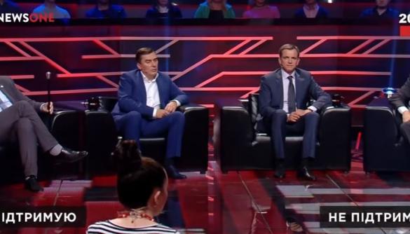 Ігри самців. Огляд ток-шоу за 17-23 вересня 2018 року