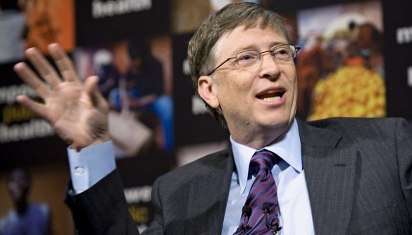 Білл Гейтс припускає введення податку на роботів