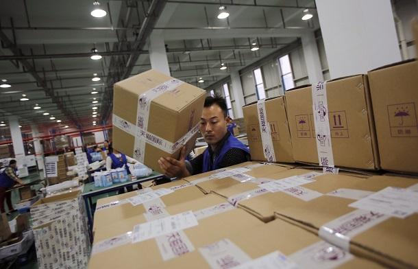 Китайський інтернет-магазин Alibaba встановив рекорд продажів