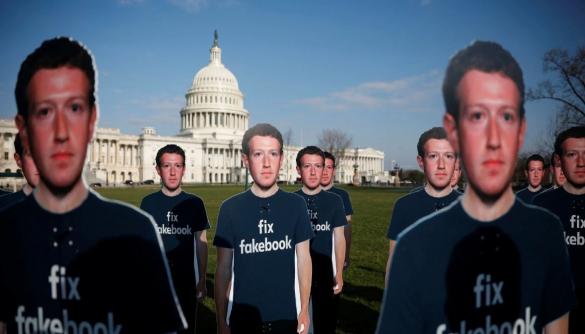 Розслідування NYT: Facebook знала про російських хакерів і платила PR-компанії за боротьбу з конкурентами
