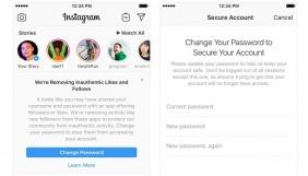 Instagram видалятиме «накручених» підписників та їхні лайки й коментарі