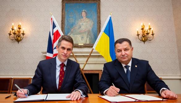 Очільники оборонних відомств України та Британії домовилися протидіяти кіберзагрозам