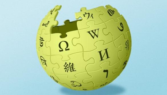 Українська «Вікіпедія» лідирує за кількістю новостворених статей у світі