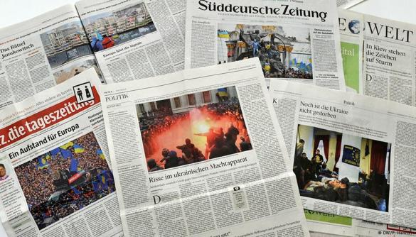 Пресу Німеччини цікавить лише «проблемна» Україна
