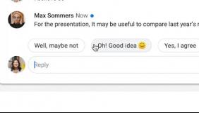 У Hangouts Chat додали функцію автоматичних відповідей