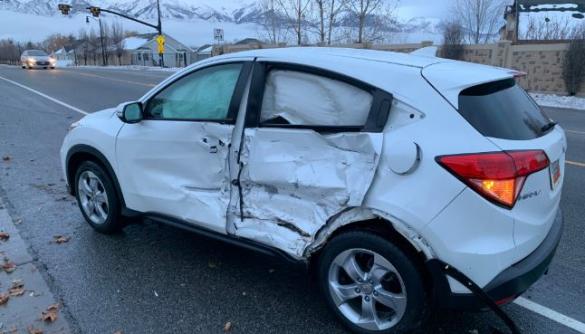 Підліток потрапив в аварію через «сліпий» онлайн-челендж