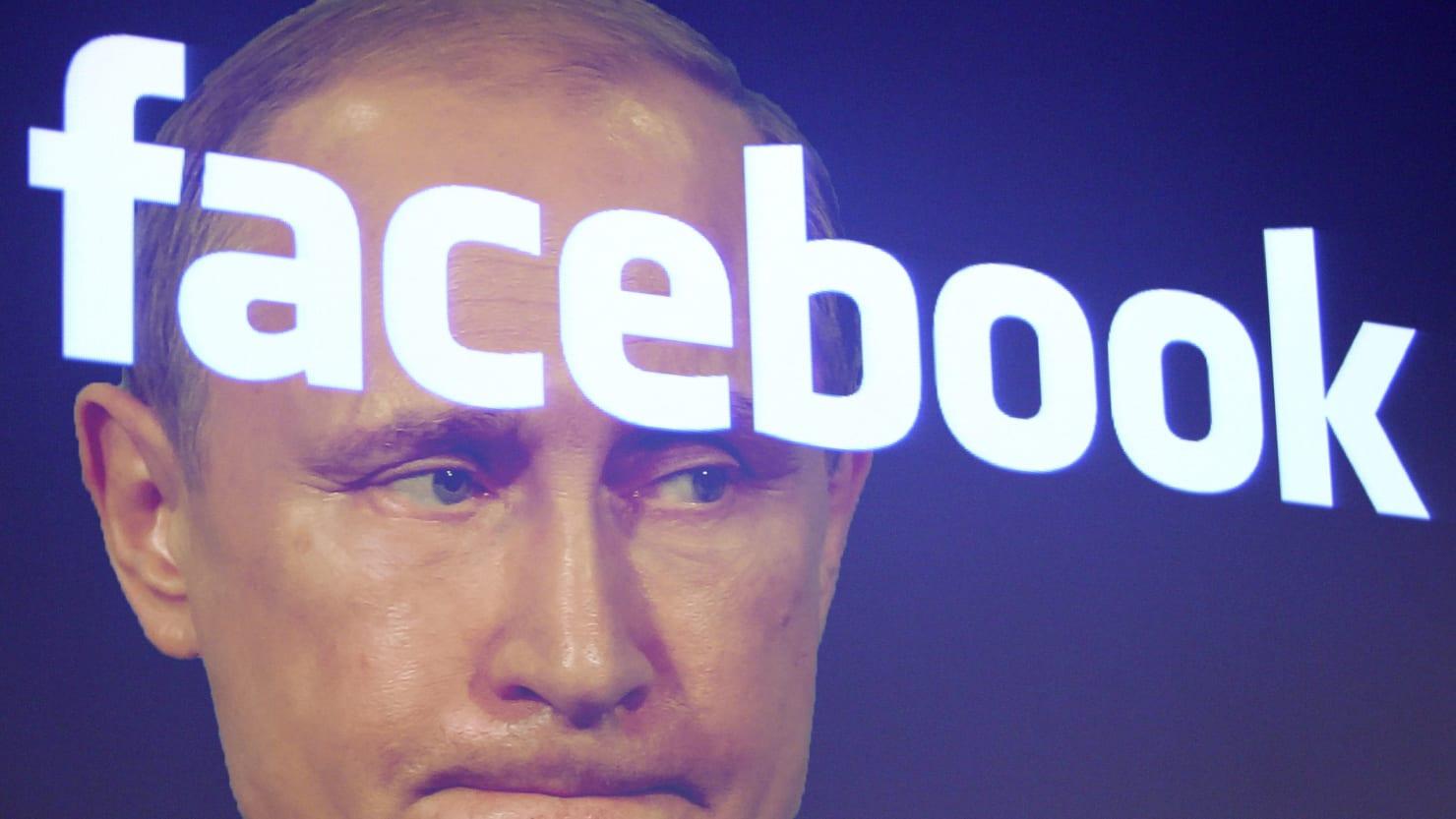 У Facebook та Instagram зупинили російську інформаційну кампанію проти України