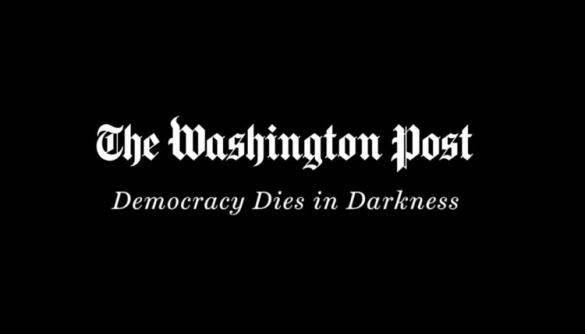 «Демократія помирає в темряві»: Washington Post показав свою рекламу на Super Bowl