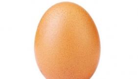 Акаунт популярного Instagram-яйця створив працівник британського рекламного агентства