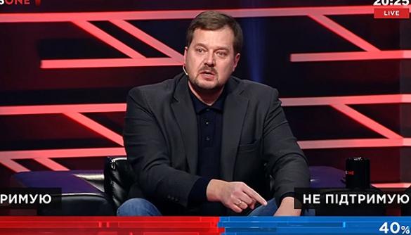 «Выбрали президента — сидите с ним». Моніторинг ток-шоу