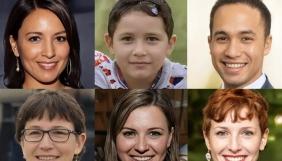 Автори ThisPersonDoesNotExist створили рейтинг найпривабливіших фейкових обличь