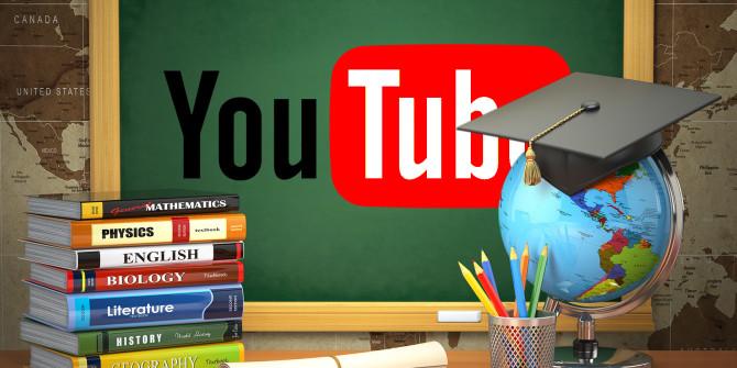 Всього три українські Youtube-канали мають мітку «Навчання»