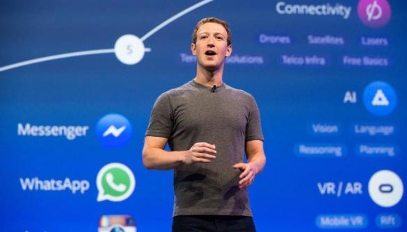 Цукерберг оголосив поворот політики Facebook у бік захисту даних