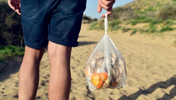 Міністр екології України закликає підтримати челендж проти пластику