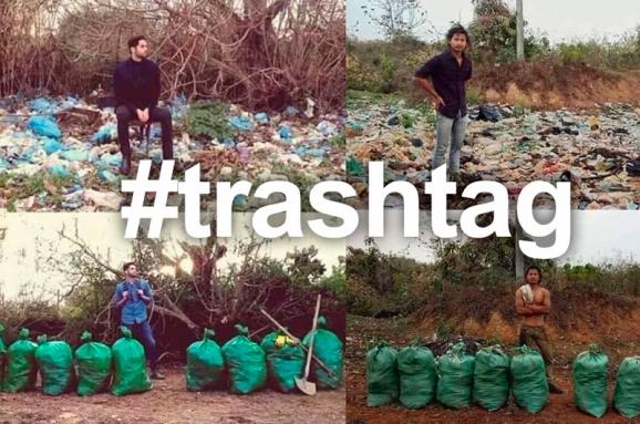 Trashtag Challenge змусив тисячі користувачів соціальних мереж піклуватися про природу