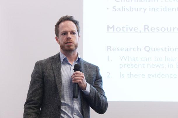 Гордон Ремсі, британський дослідник: Проросійських наративів у нашому інформаційному полі знайшли більше, ніж ми очікували