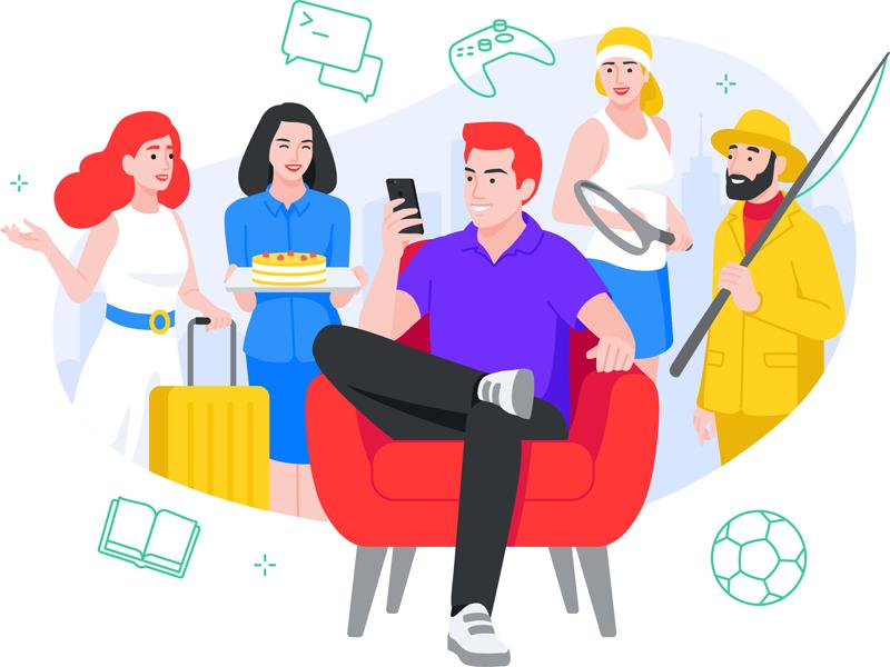 «Яндекс» тестує соціальну мережу «Аура», яка сама реєструватиме користувачів