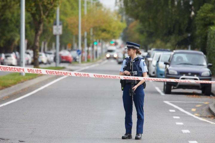 Трансляцію розстрілу людей в новозеландській мечеті побачили менше 200 чоловік — Facebook