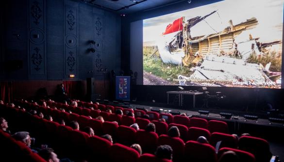 Стрічку про розслідування журналістами Bellingcat катастрофи MH 17 представили у Києві