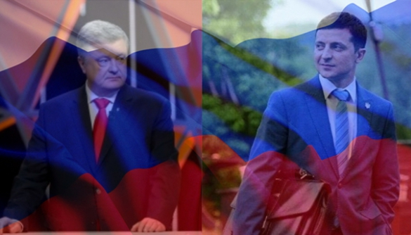 Що розповідають російські медіа про українські дебати: президент-олігарх vs голос нацизму