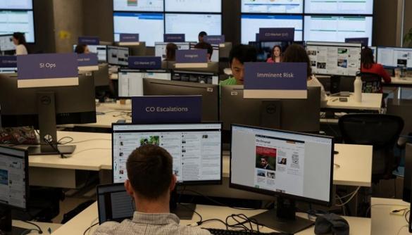 Facebook до виборів у ЄС відкрила новий центр для боротьби з дезінформацією
