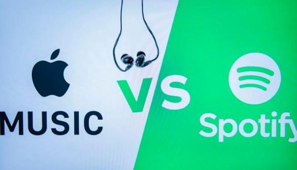 ЄС почне розслідування за скаргою Spotify проти Apple щодо нечесної конкуренції