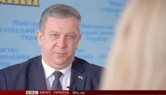 Мразі хто? Через що посварилися український міністр і журналістка BBC