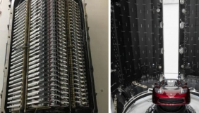 Ілон Маск показав першу партію супутників, які забезпечать інтернетом всю планету
