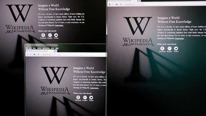 Влада Китаю заблокувала всі мовні версії «Вікіпедії»