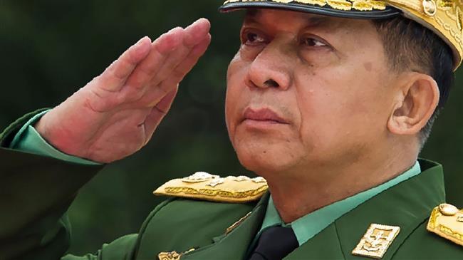 Twitter-акаунт генерала армії М'янми заблокували через мову ворожнечі до нацменшиши