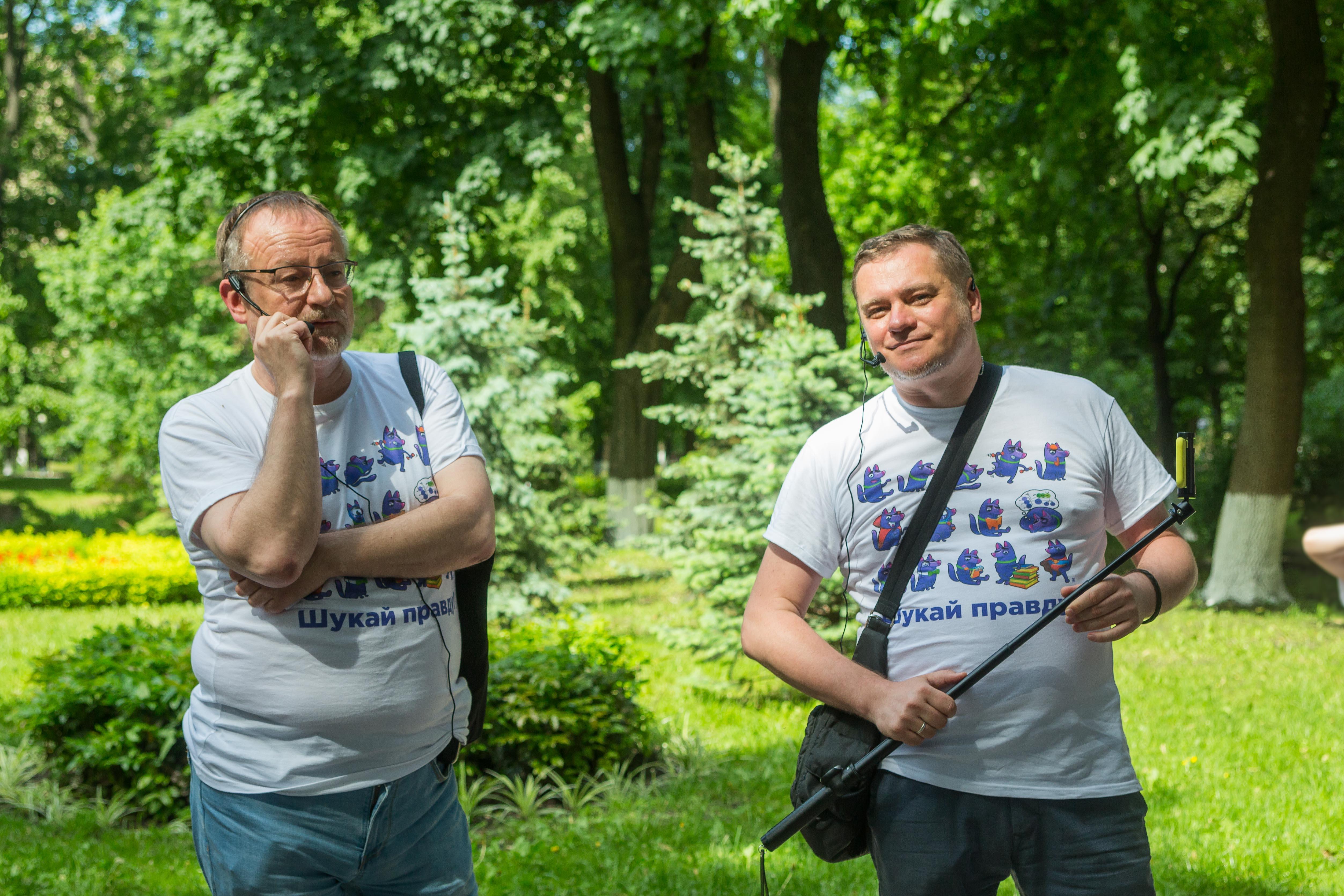 «Київ корупційний»: журналісти «Наших грошей» стали екскурсоводами по місцях найбільших розкрадань