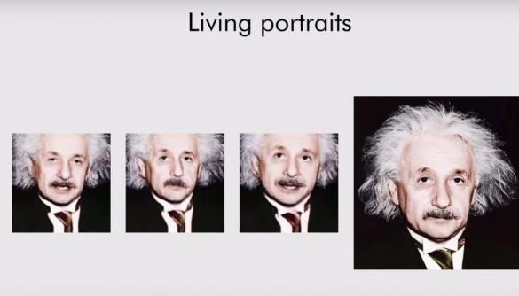 Російські вчені навчили нейромережу створювати відео з одного фото
