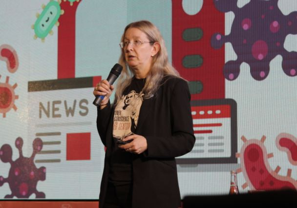 Ласо правди, відповідальність і медреформа: виступ Уляни Супрун на Львівському медіафорумі